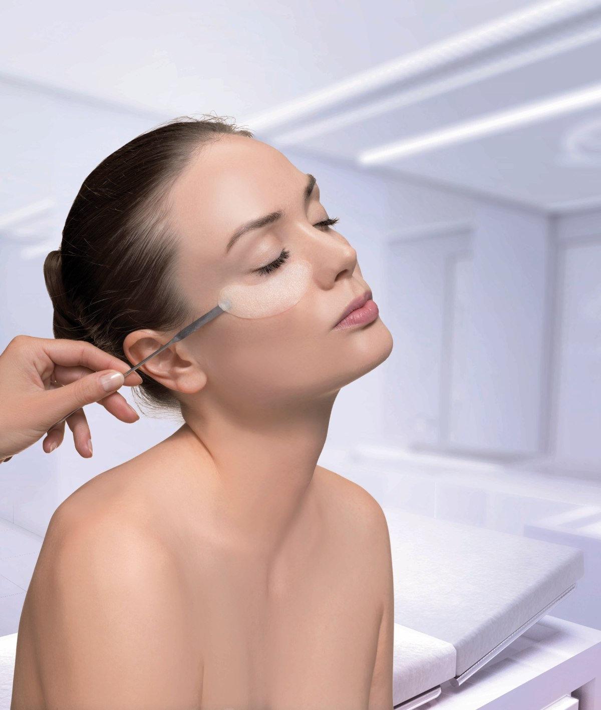 Filling Hyaluronic Facial