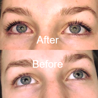 Elleebana Lash Lift and Tint