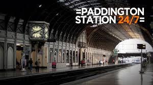 Paddington Station 24/7. Channel 5