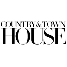 AS FEATURED IN COUNTRY AND TOWN HOUSE