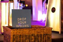 Wellie drop
