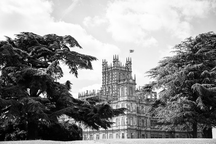 CLASSICAL ELEGANCE AT HIGHCLERE CASTLE