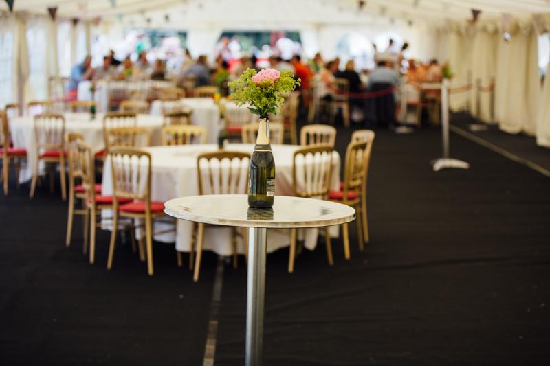 Hospitality Tent