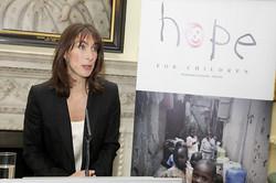 Samantha Cameron at Charity Event