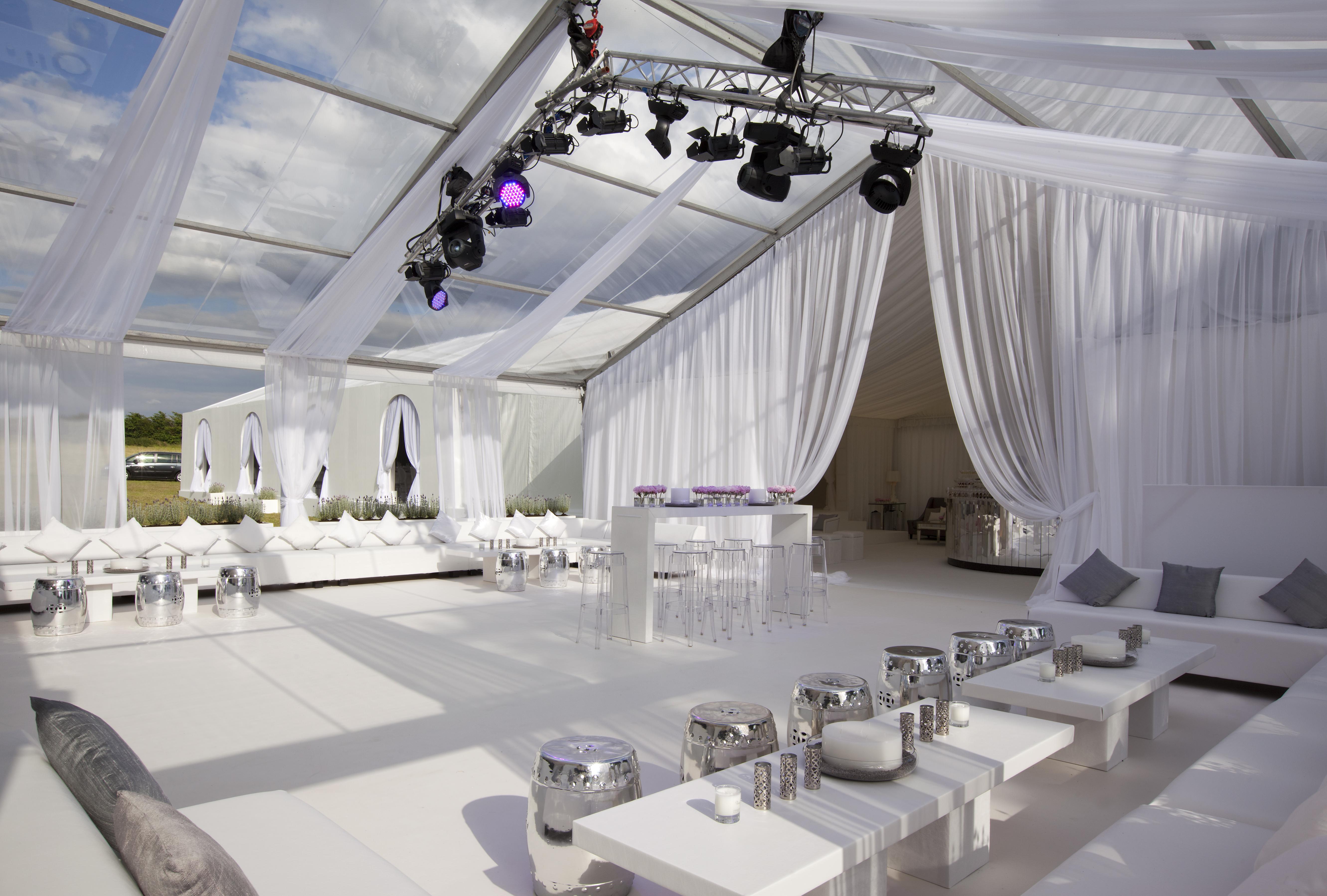 Ibiza white party