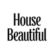 AS FEATURED IN HOUSE BEAUTIFUL