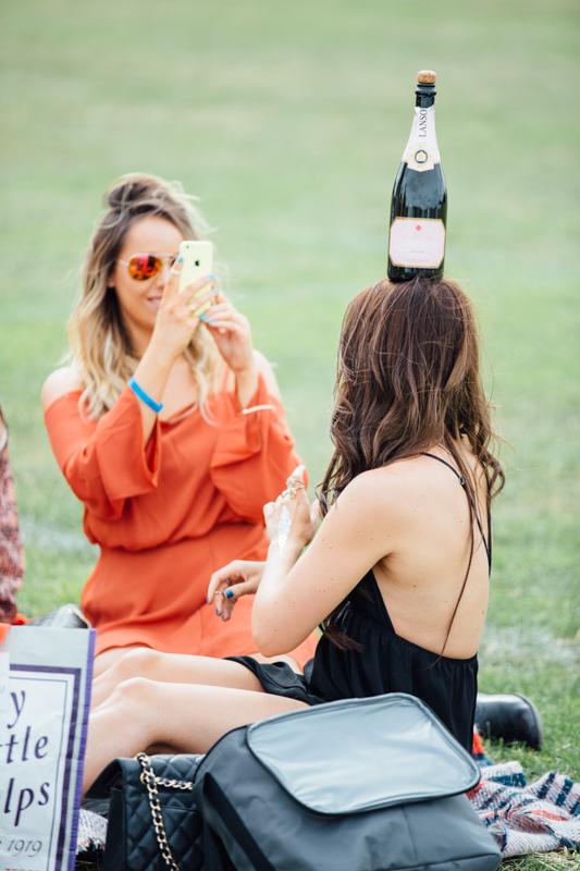 Balancing Champagne