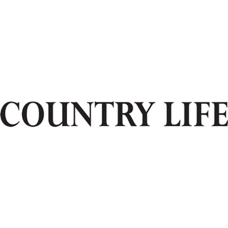 AS FEATURED IN COUNTRY LIFE