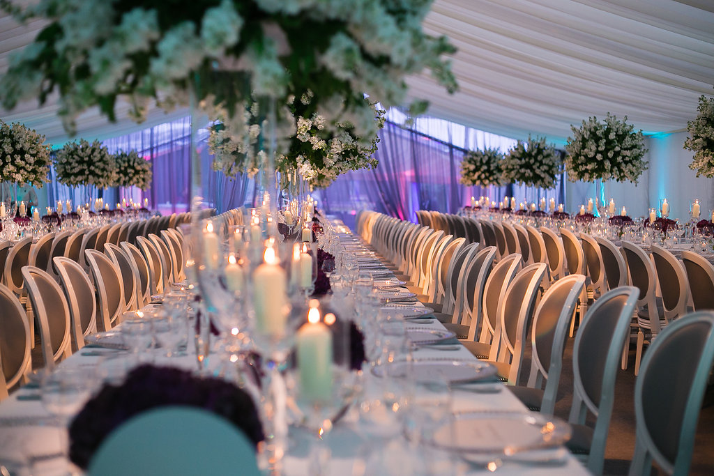 Dinning marquee