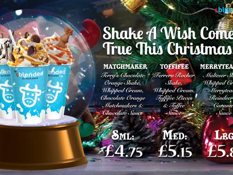 Shake A Wish Come True...