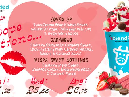 Valentines Love Potions...