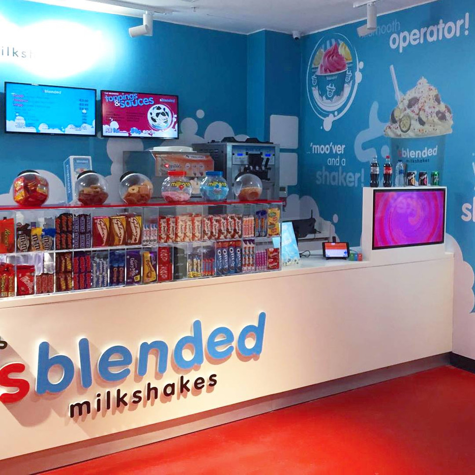 sblended Bluewater