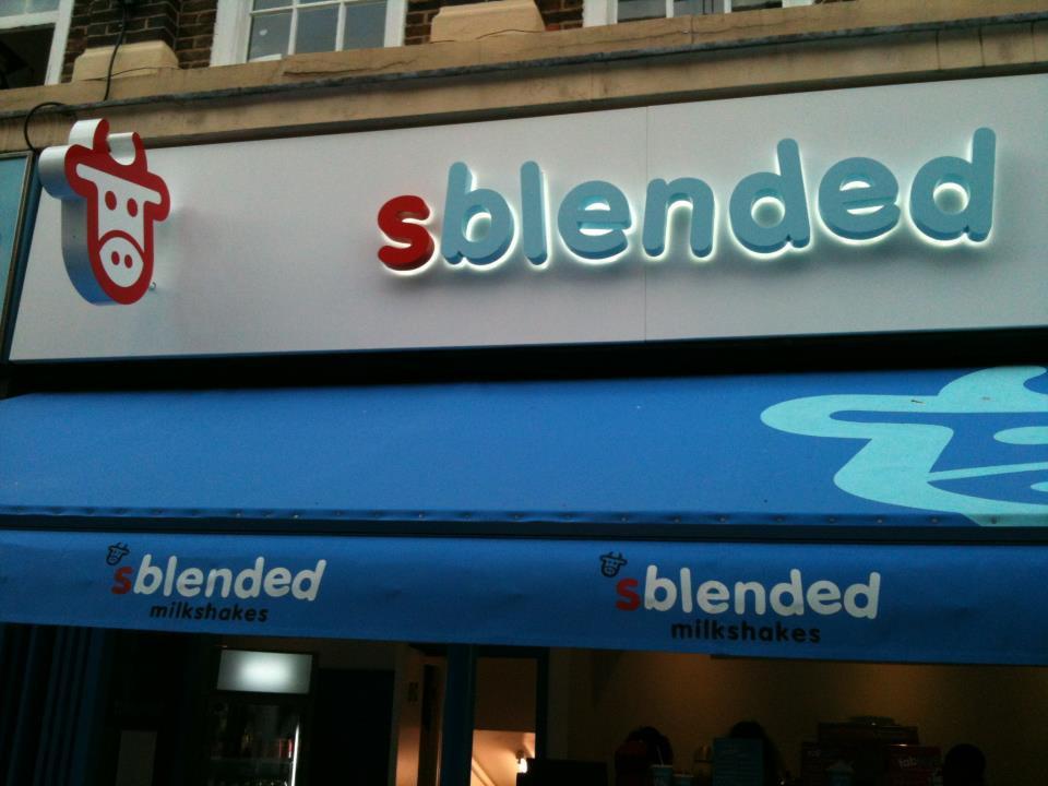 sblended Kingston