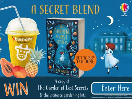 The Garden Of Lost Secrets...