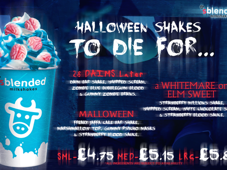 Halloween Shakes To Die For...