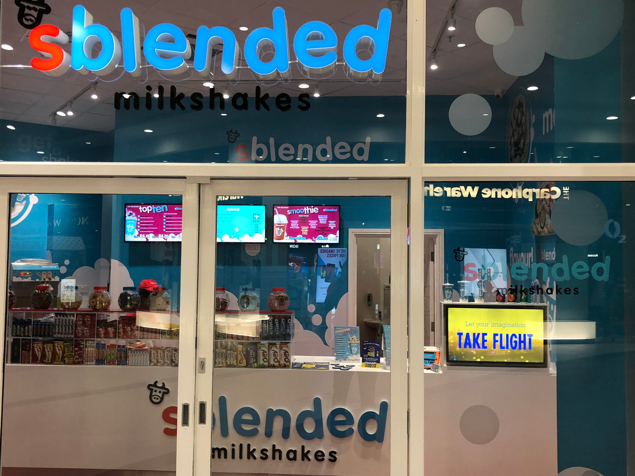 sblended High Wycombe