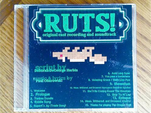 Ruts! The Oregon Trail Experience Soundtrack