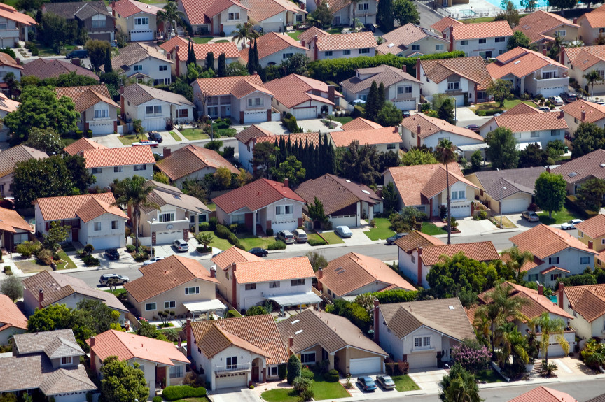California's home Prices on the Rise