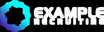 Transparent Logo - Color Symbol - White