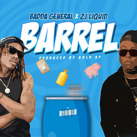 Badda General x Zj Liquid & Gold Up - Ba