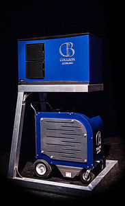 Coulson IceStorm Cooler Rack