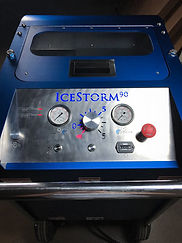 Coulson IC90 IceStorm - Ice Blaster Control Panel