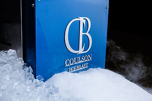 Coulson IceStorm 90+ - Ice Blaster, Dry Ice Blaster