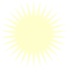 material-dourado-em-plastico-raios-raios