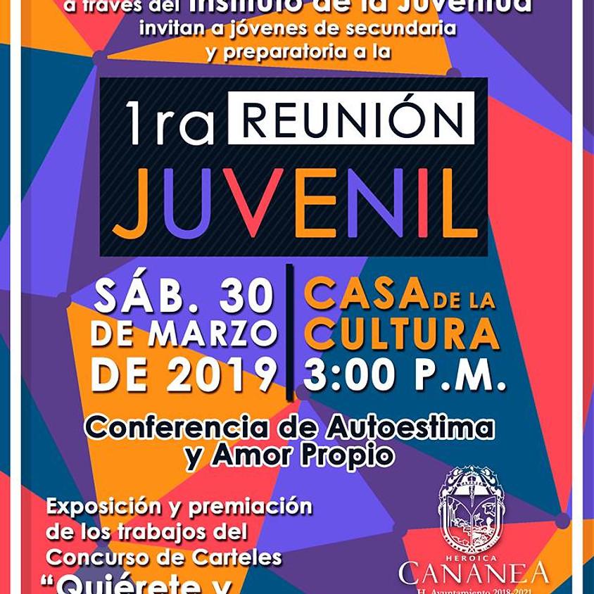 1ra Reunión JUVENIL