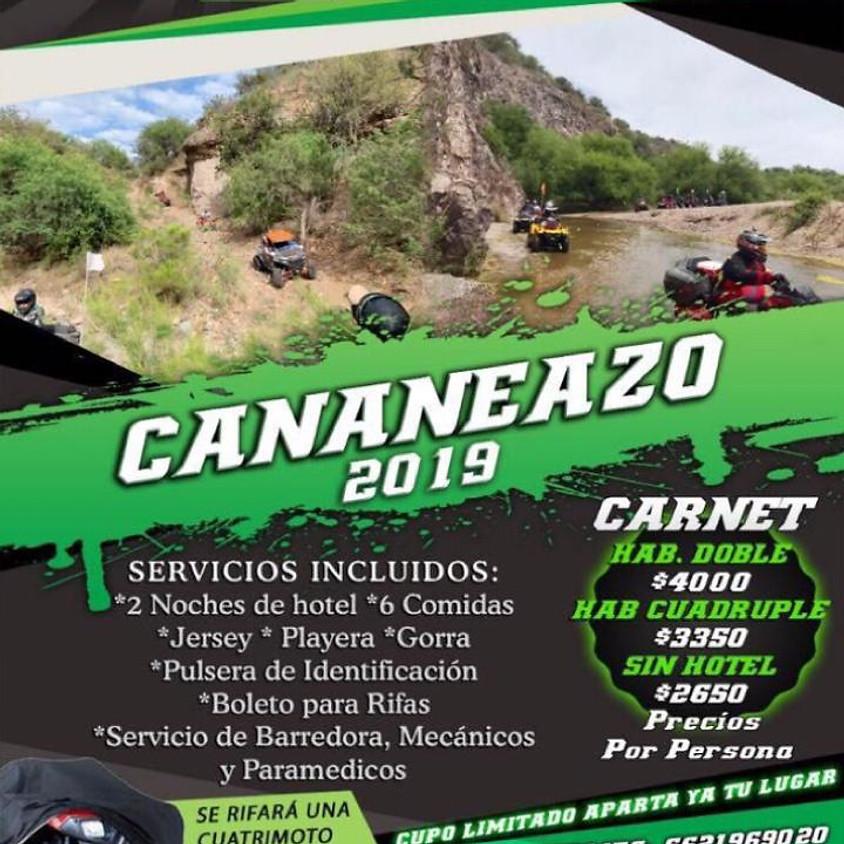 CANANEAZO 2019