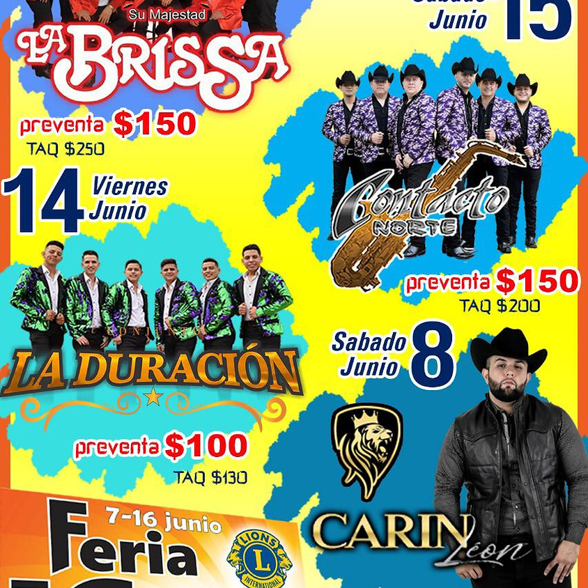 FERIA DEL COBRE 7 al 16 JUNIO