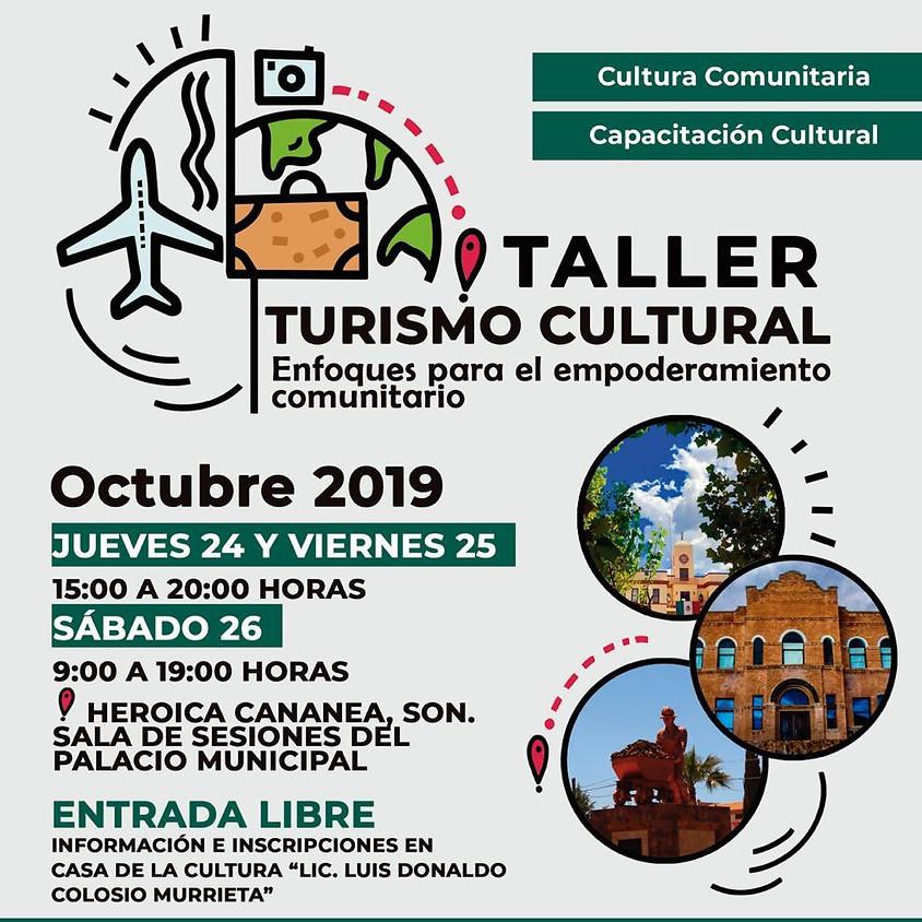TALLER TURISMO CULTURAL