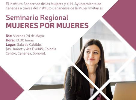 Te esperamos este viernes 24 de mayo en Sala de Sesiones del Palacio Municipal en punto de las 10:00