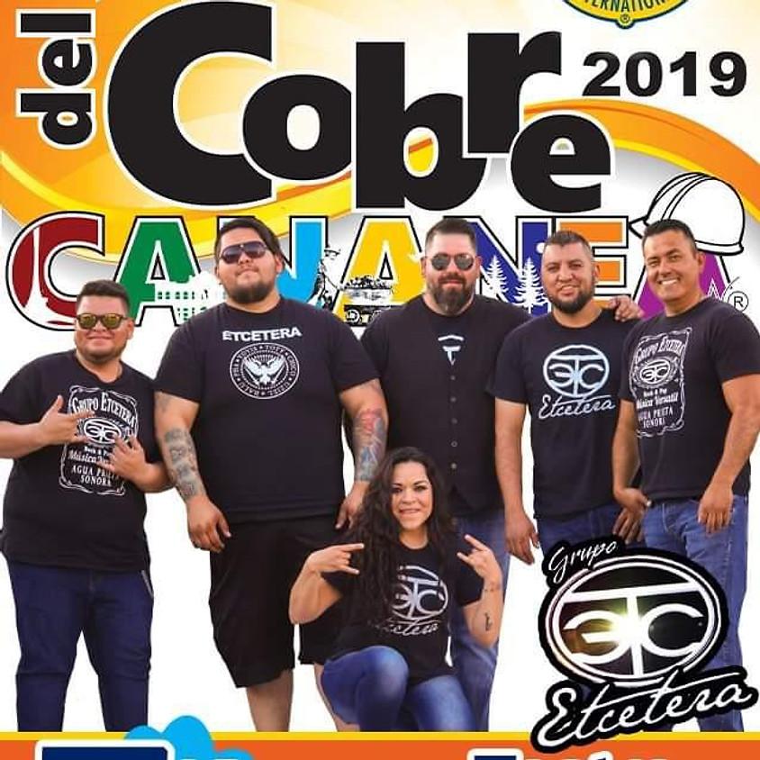 FERIA DEL COBRE 2019