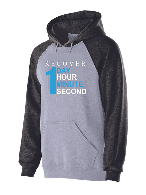 Recover 1 - UNISEX 2 Color Hoodie
