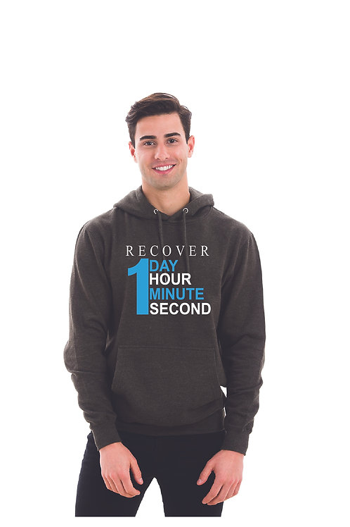 Recover 1 - UNISEX Solid Hoo