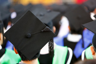 College Commencement Speeches Offer Lessons for High School Grads