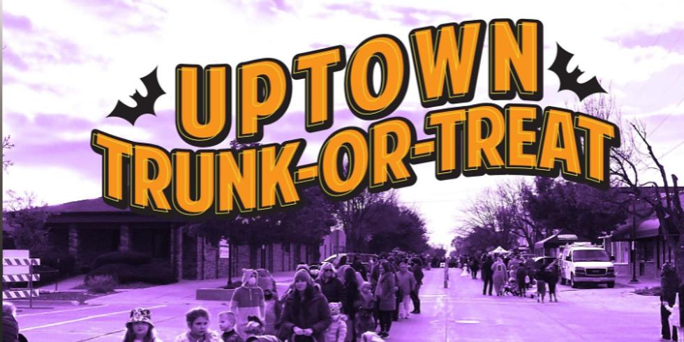 Halloween in Uptown