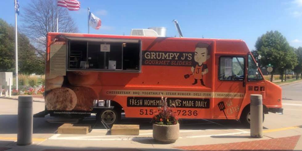 Grumpy J's Food Truck @Firetrucker