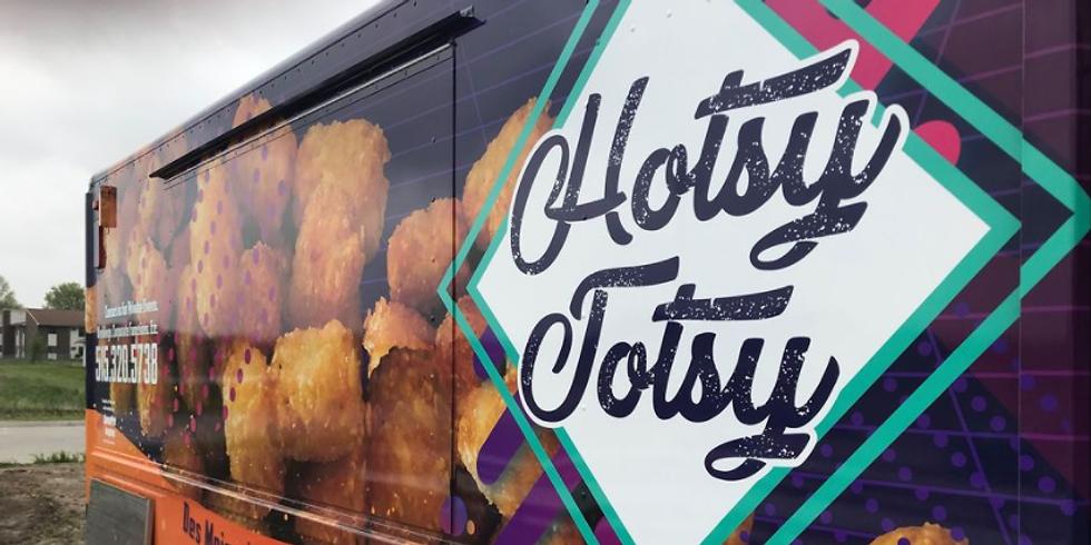 Hotsy Totsy Food Truck @Firetrucker