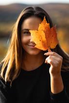 L'automne au Québec.