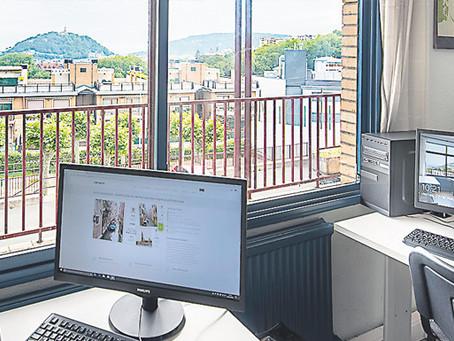 «Centro líder en diseño gráfico, multimedia, audiovisual y tecnologías 3D»