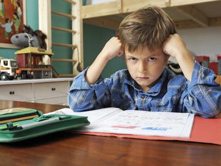 ¿Por qué los niños con Altas Capacidades tienen problemas con sus deberes?