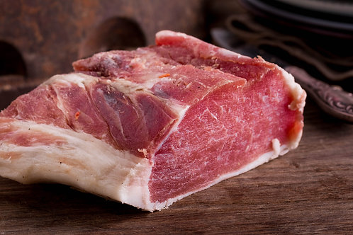 Traditional Dry Cured Bacon