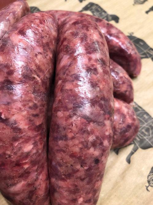 Handmade Venison Sausages