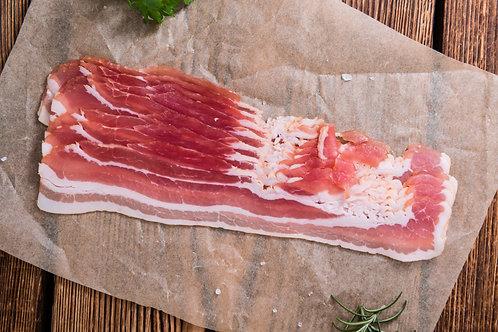 Dry Cured Streaky Bacon