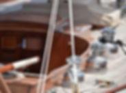 Barca a vela Deck