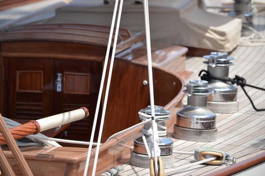 Sailboat Deck