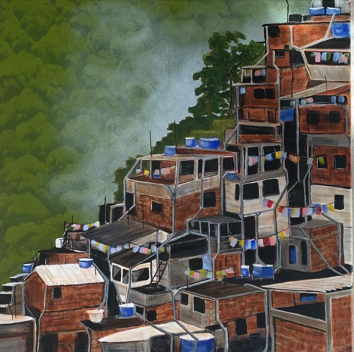Favelas 2, Rio de Janeiro