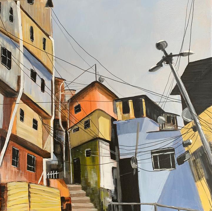 Favelas 1, Rio de Janeiro